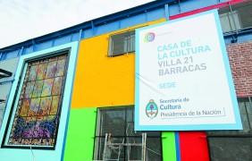 Recorrido Casa del Bicentenario Villa 21 24