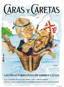 Las venas torrentosas de América Latina