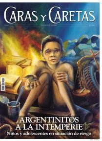 Argentinos a la interperie