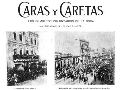 Bomberos voluntarios 2