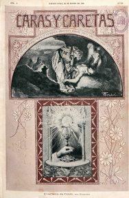 Caras y caretas (Buenos Aires). 25-3-1899, n.º 25-1