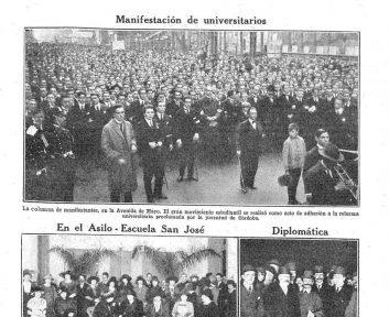 Reforma universitaria Córdoba