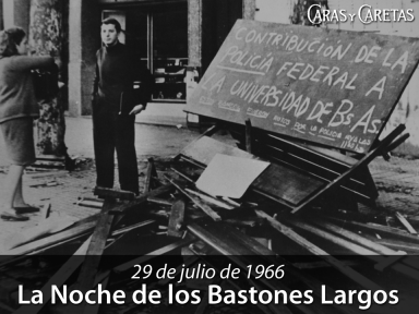 Noche Bastones Largos