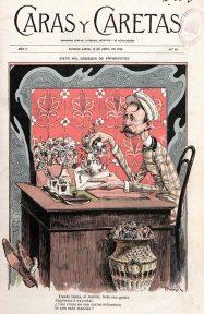 Caras y caretas (Buenos Aires). 15-4-1899, n.º 28-1